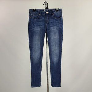 Lee Riders Modern Midrise Skinny Jeans Size 8